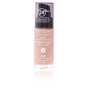 Revlon Make Up COLORSTAY foundation combination/oily skin #340-earyly tan