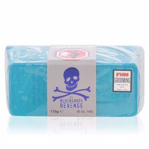 The Bluebeards Revenge FOR MEN BODY big blue bar of soap for blokes 175 gr