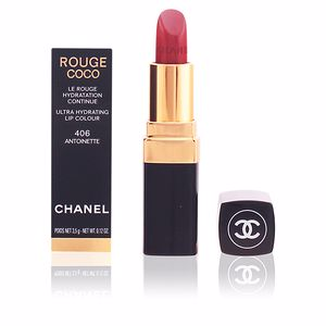 Chanel ROUGE COCO lipstick #406-antoinette