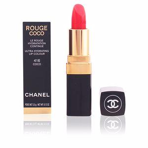 Chanel ROUGE COCO lipstick #416-coco