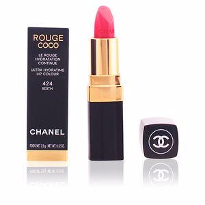 Chanel ROUGE COCO lipstick #424-edith