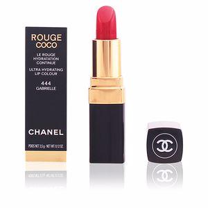 Chanel ROUGE COCO lipstick #444-gabrielle