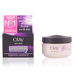 Olay ANTI-EDAD night cream efecto lifting 50 ml