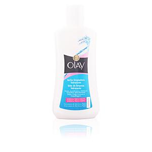 ESSENTIALS leche limpiadora hidratante piel mixta 200 ml