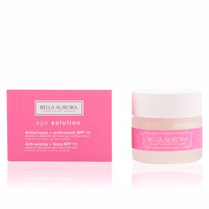 Bella Aurora AGE SOLUTION antiarrugas & reafirmante SPF15 50 ml