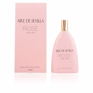 AIRE DE SEVILLA ROSÈ eau de toilette spray 150 ml