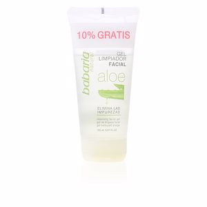 ALOE VERA gel limpiador facial 150 ml