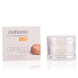 Babaria CARACOL crema extra hidratante SPF20 50 ml