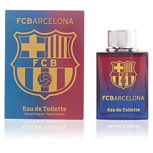F.C. BARCELONA eau de toilette spray 100 ml