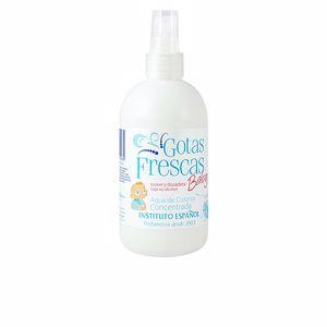 Instituto Español GOTAS FRESCAS cologne concentrated BABY spray 250 ml
