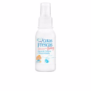Instituto Español GOTAS FRESCAS cologne concentrated BABY spray 80 ml