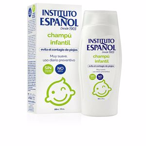 Instituto Español INFANTIL champú prevención piojos 500 ml