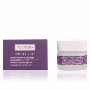 Bella Aurora NIGHT bálsamo nutritivo reparador anti-manchas 50 ml