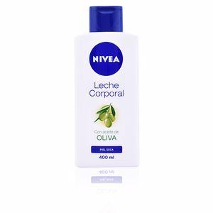 ACEITE DE OLIVA leche corporal piel seca 400 ml