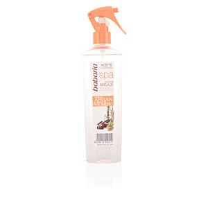 Babaria SPA aceite corporal esencial masaje spray 300 ml