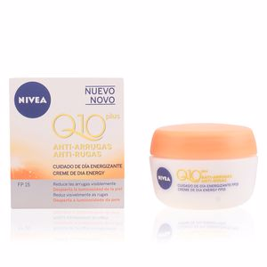 Nivea Q10+ anti-arrugas día energizing SPF15 50 ml