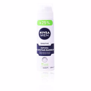 Nivea MEN SENSITIVE 0% after-shave foam anti-irritación 250 ml