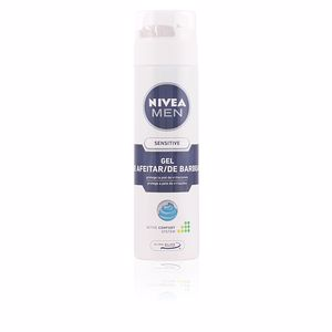 Nivea MEN SENSITIVE gel afeitar anti-irritaciones 200 ml