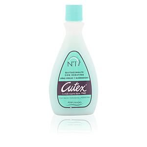 Cutex CUTEX quitaesmalte con keratina 100 ml