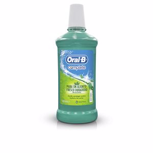 Oral-b COMPLETE colutorio menta fresca 500 ml