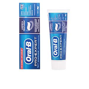Oral-b PRO-EXPERT limpieza profunda pasta dentífrica 75 ml