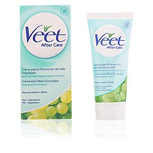 Veet AFTER CARE crema prevención vello enquistado 100 ml