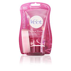 Veet SUPREM ESSENCE crema ducha depilatoria aceite esencial 135ml