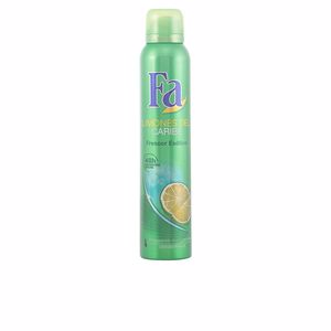 Fa LIMONES DEL CARIBE deodorant spray 200 ml