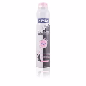 Nivea BLACK & WHITE INVISIBLE deodorant spray 200 ml