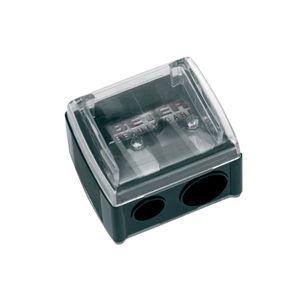 Beter SACAPUNTAS maquillaje doble 8 y 12 mm