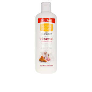 Natural Honey ACEITE ALMENDRAS DULCES hidratante shower gel 750 ml