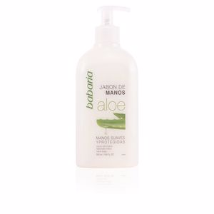 Babaria ALOE VERA jabón liquid manos 500 ml
