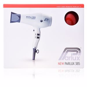 Parlux HAIR DRYER 385 powerlight ionic & ceramic red