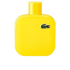 Lacoste EAU DE LACOSTE L.12.12 JAUNE POUR HOMME eau de toilette spray 100 ml