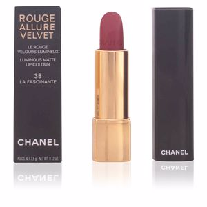 Chanel ROUGE ALLURE VELVET #38-la fascinante