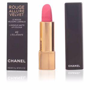 Chanel ROUGE ALLURE VELVET #42-l'eclatante