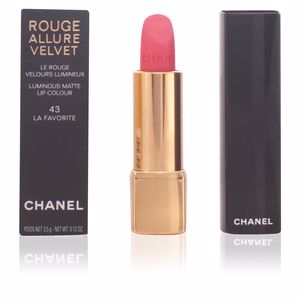 Chanel ROUGE ALLURE VELVET #43-la favorite