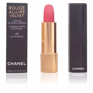 Chanel ROUGE ALLURE VELVET #43-la favorite