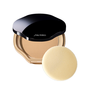 Shiseido SHEER & PERFECT compact foundation SPF15 #B40-fair beige