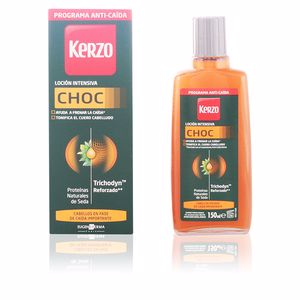Kerzo LOCIÓN INTENSIVA CHOC Treatment anti-hair fall 150 ml