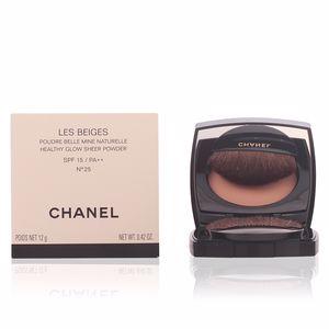Chanel LES BEIGES poudre #25