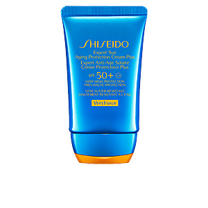 Shiseido EXPERT SUN aging protection cream plus wet force 50 ml