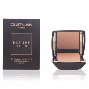 Guerlain PARURE GOLD teint podre lumière d'or #03-beige naturel