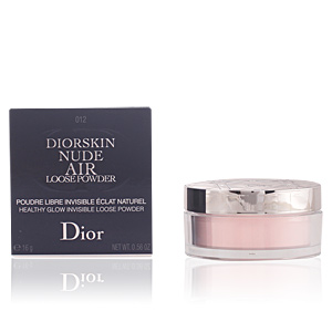 Dior DIORSKIN NUDE AIR loose powder #012-rose