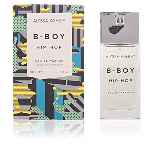 Alyssa Ashley B-BOY HIP HOP eau de perfume spray 30 ml
