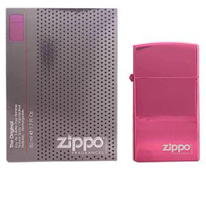 Zippo Fragrances THE ORIGINAL pink eau de toilette spray 50 ml