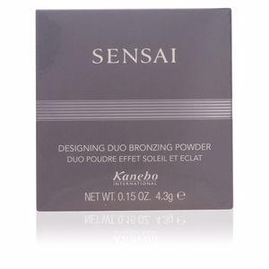 Kanebo SENSAI DESIGNING duo bronzing powder