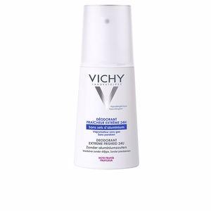deodorant fraîcheur extrême 24h note fruitée spray 100 ml
