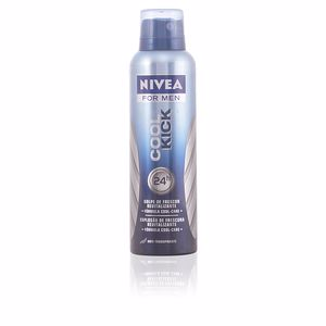 Nivea MEN COOL KICK deodorant spray 200 ml