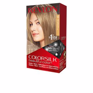 Revlon COLORSILK tinte #60-rubio oscuro cenizo